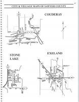 Map Image 042, Sawyer County 1997